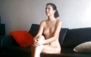 Terrific brunette ex-girlfriend cruelly fucked in wet cunt