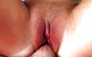 Amazing girlfriend Lexi Thartel insanely riding on prick