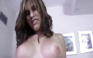 Charming Ex-GF Sabrina Starr with big tits has hot sex