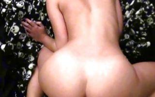 Hot brunette Jada Stevens stretches her wet pussy in homemade porn